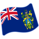 Flag For Pitcairn Islands Emoji - Hangouts / Android Version