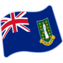 Flag For British Virgin Islands Emoji - Hangouts / Android Version