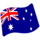 Flag For Australia Emoji (Google Hangouts / Android Version)