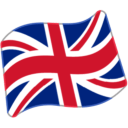 Flag For United Kingdom Emoji Icon