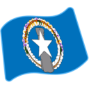 Flag For Northern Mariana Islands Emoji - Hangouts / Android Version